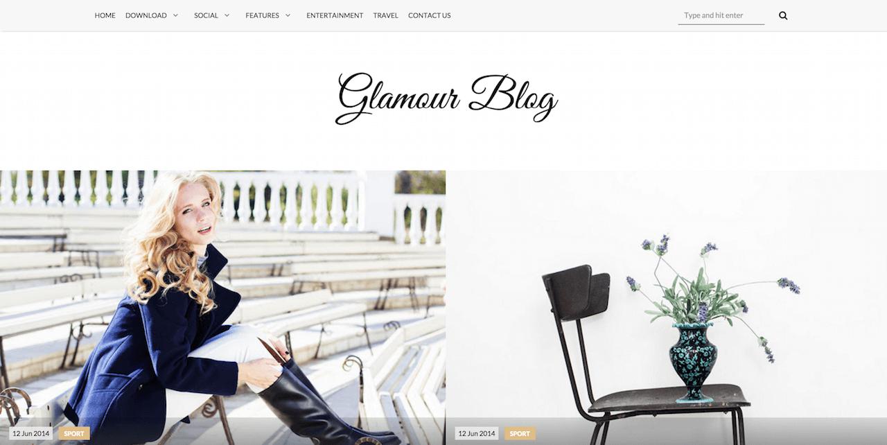 Erfreut 2014 Blogger Vorlagen Zeitgenössisch - Entry Level Resume ...